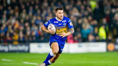 Tom Briscoe is happy to be working with Richard Agar again at Leeds