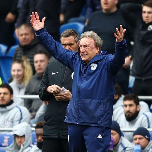Ref Watch: Were Warnock's gripes fair?