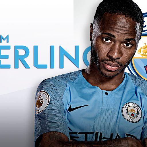 Sterling: POTY contender