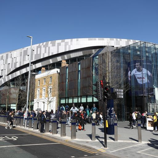 Spurs' new stadium: All you need to know
