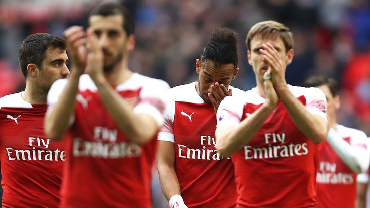 Arsenal were held to a 1-1 draw by Tottenham