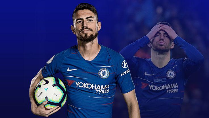 Chelsea midfielder Jorginho