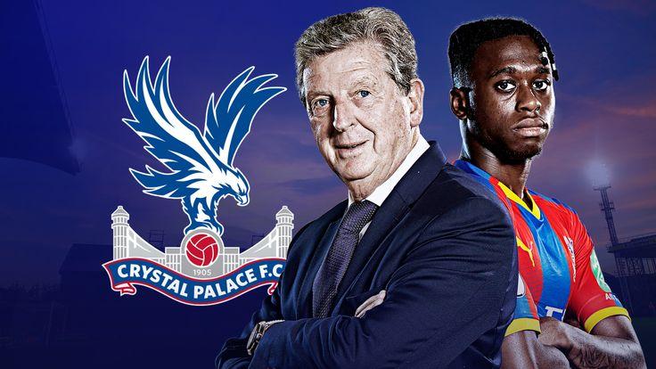Roy Hodgson hopes to bring through more players like Aaron Wan-Bissaka at Crystal Palace