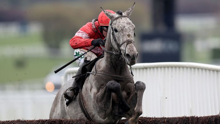 Duc Des Genievres is clear in the Racing Post Arkle
