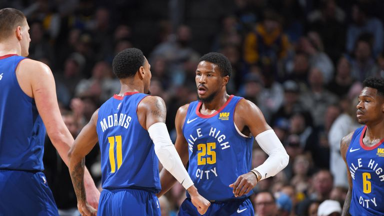 Denver Nuggets season-long success powered by blossoming bench stars | NBA News |