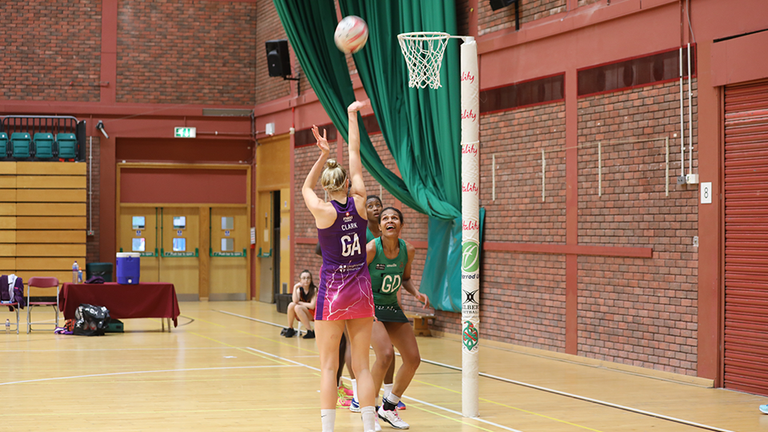 Loughborough Lightning have progressed after a tricky start