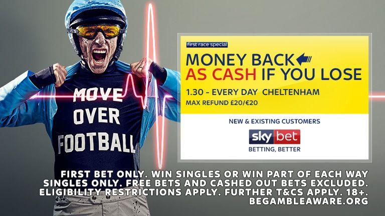 Sky Bet Money Back