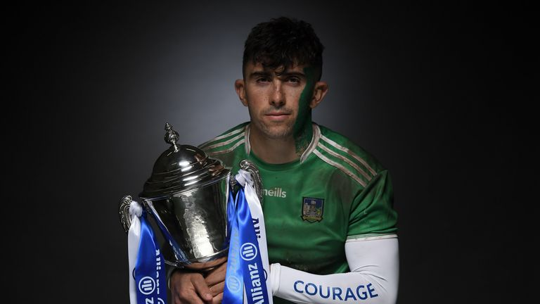Limerick's Aaron Gillane was speaking ahead of Sunday's Allianz Hurling League Division 1 final against Waterford