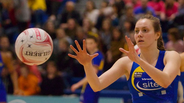 Team Bath 51-47 Strathclyde Sirens: Hosts return to top four with battling victory