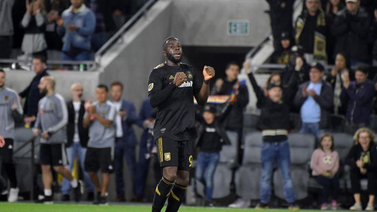 Adama Diomande celebrates his injury-time winner