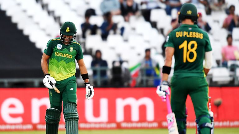 Uncapped Markram, Nortje and Qeshile get Proteas T20 call
