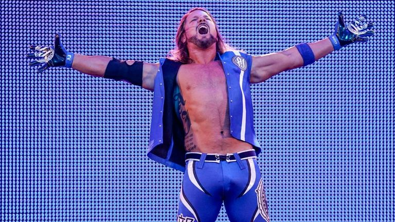 Could AJ Styles be the biggest name to switch brands during WWE's Superstar Shakeup this week?