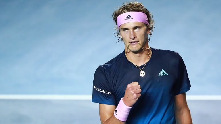 Alexander Zverev To Face Nick Kyrgios After Semi Final Win Over