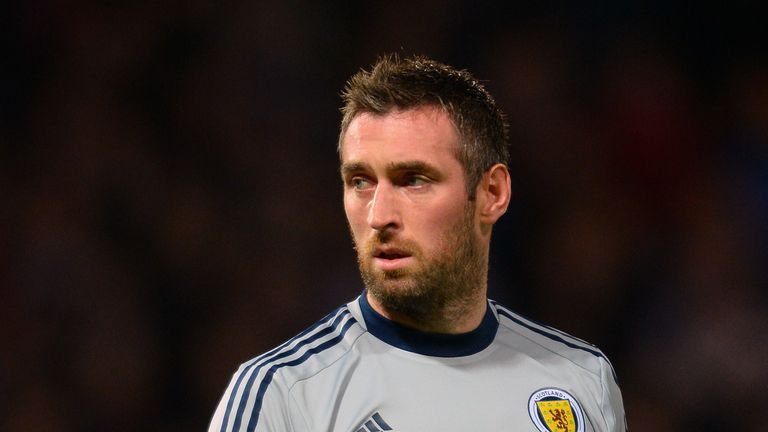Allan McGregor has called time on his Scotland career