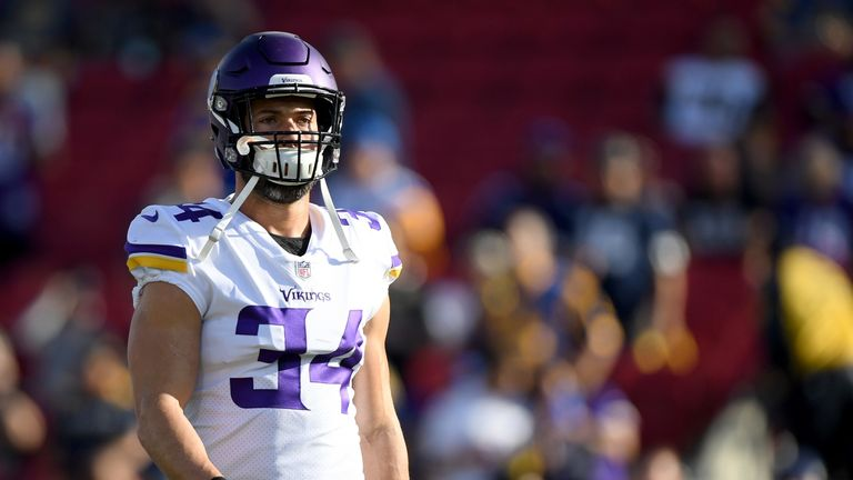 Eagles agree to 1-year deal with former Vikings S Andrew Sendejo