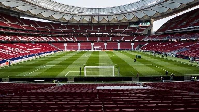 Atletico Madrid's Wanda Metropolitano stadium was the venue for a record-breaking women's attendance