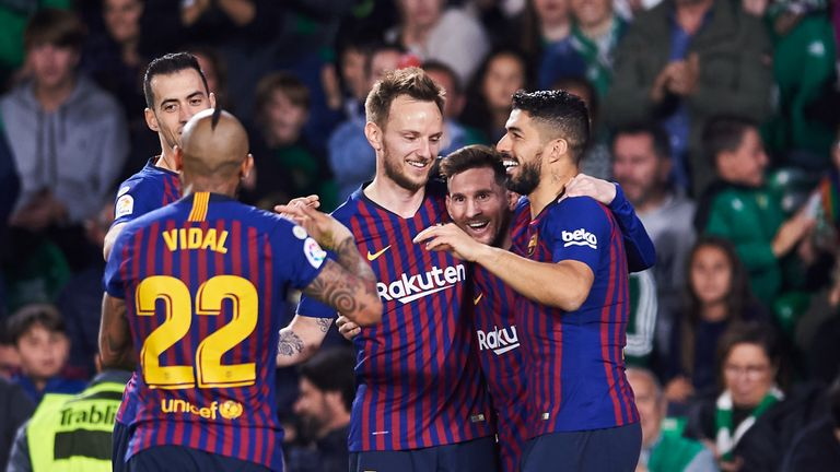 Image result for valverde neymar messi 2019