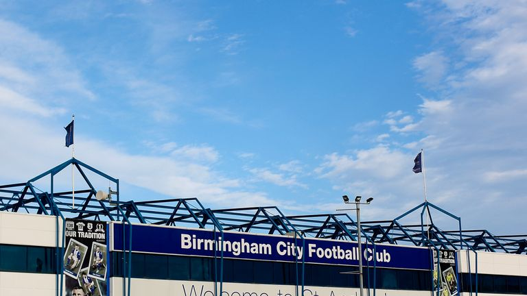 during the Budweiser FA Cup Fourth Round match between Birmingham City and Swansea City at St Andrews on January 25, 2014 in Birmingham, England. (Photo by Ben Hoskins/Getty Images)