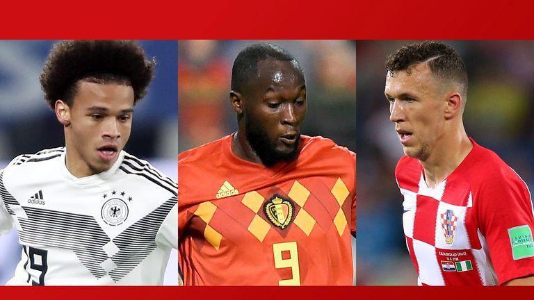 Euro 2020 qualifiers - Sunday