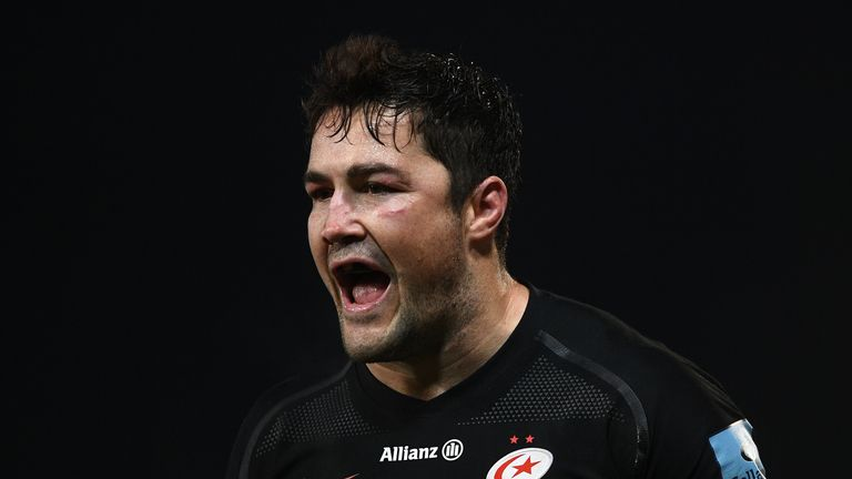 Image result for Brad Barritt rugby