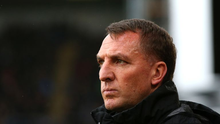 Brendan Rodgers cost Leicester £6m when he moved from Celtic, Sky Sports News understands