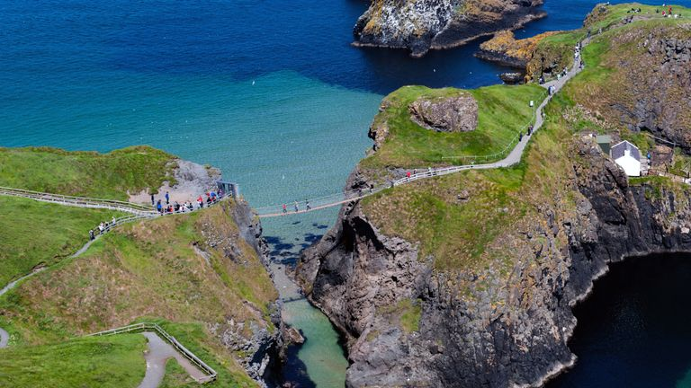 Causeway Coast: Widely regarded as one of the most inspiring drives in the world