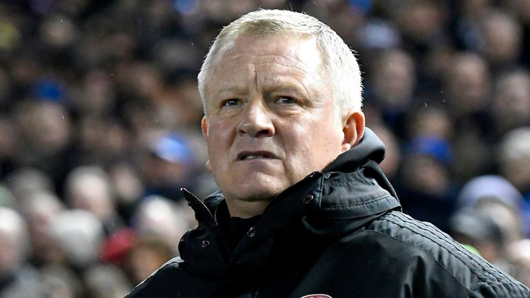 Chris Wilder has achieved two promotions in three years