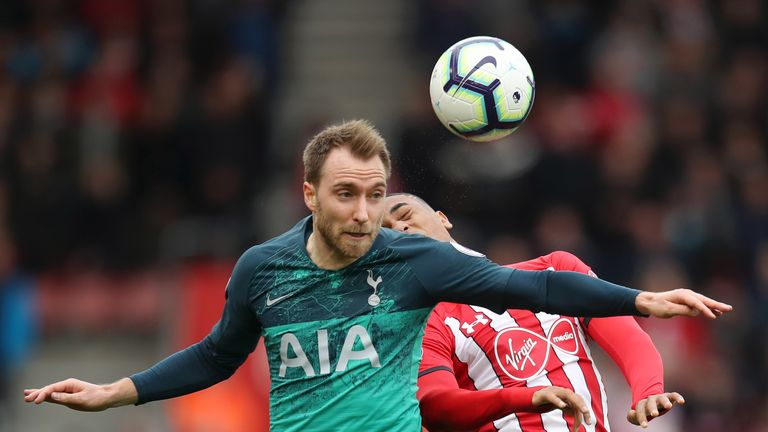 Real Madrid will step up their interest in Christian Eriksen in the summer cc580c616ff6f