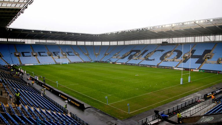 Coventry owners Sisu dispute the legality of the sale of the stadium to rugby club Wasps, in 2014