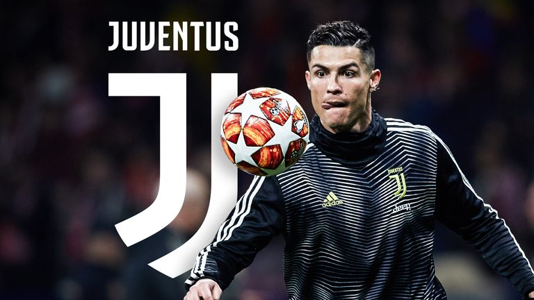 Will Cristiano Ronaldo Inspire Juventus To Champions League Comeback Over Atletico Madrid Football News Sky Sports