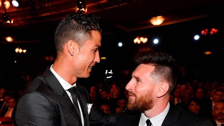 "It is impossible to sign Ronaldo or Messi ""You never know"", Beckham says"
