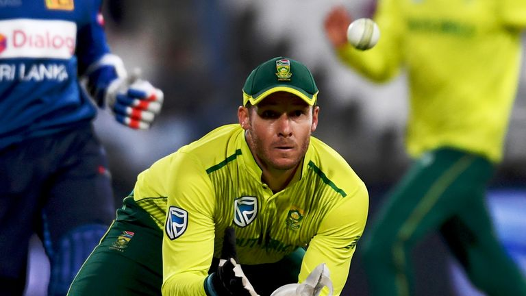 Faf du Plessis rested as South Africa aim to seal T20 series against Sri Lanka