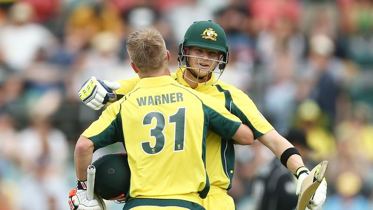 Steve Smith and David Warner have been recalled to the Australia squad following the ball-tampering scandal
