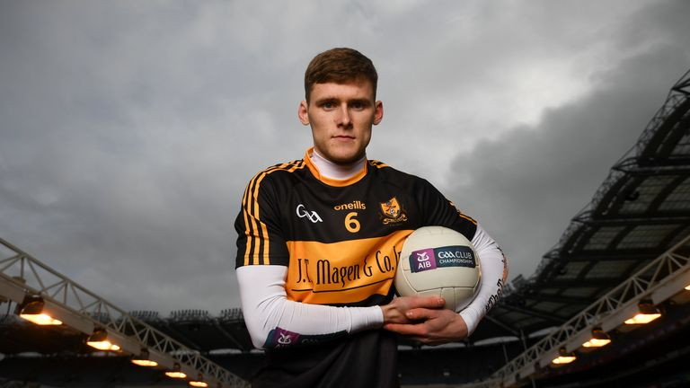 Dr Crokes star Gavin White was speaking ahead of the AIB GAA All-Ireland Senior Football Club Championship final against Corofin