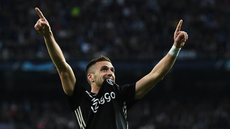 Dusan Tadic has reignited his career since making the move from Southampton