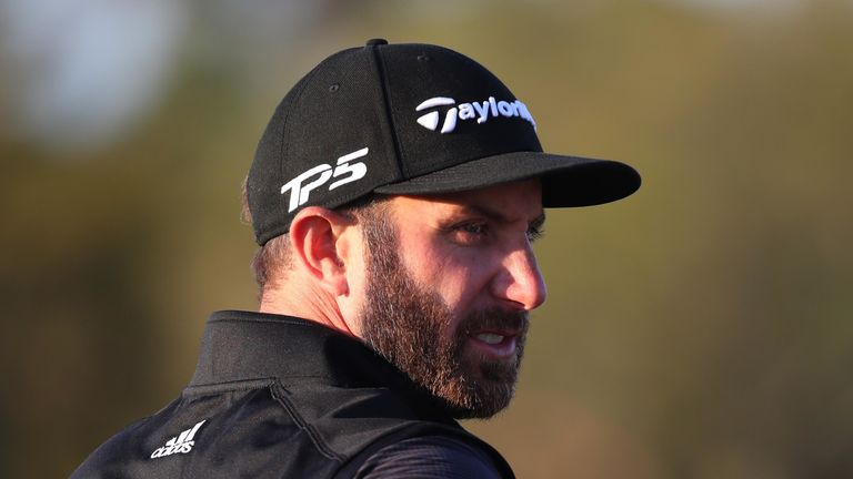 Dustin Johnson says The Players Championship should become official fifth  major  03d1d030688