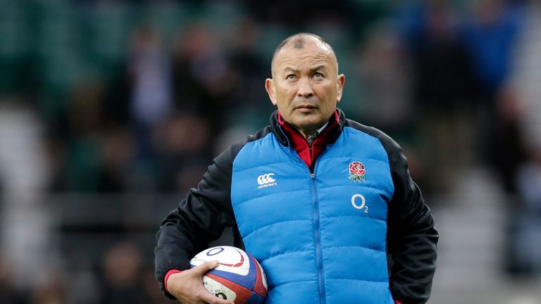 Eddie Jones defends shock omission of Joe Cokanasiga for Scotland game