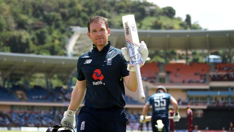 Eoin Morgan has led England as they have risen to No 1 in the ODI world rankings