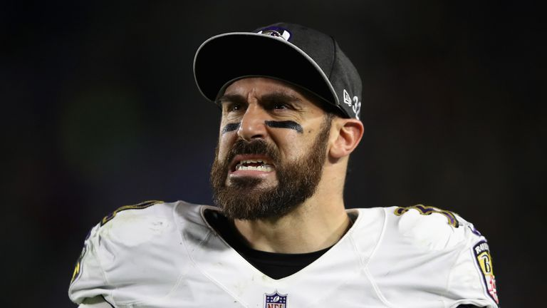 Ravens cut former Utah defensive back Eric Weddle