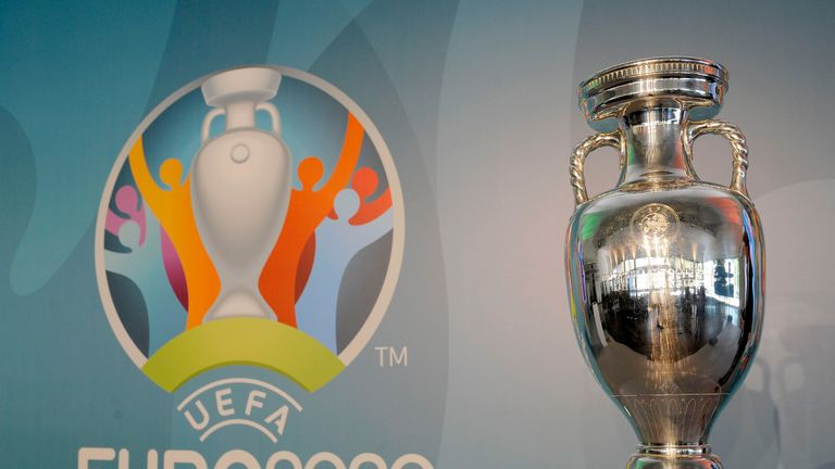Calendrier Euro Football 2020.Euro 2020 Schedule What Dates To Put In Your Diaries For