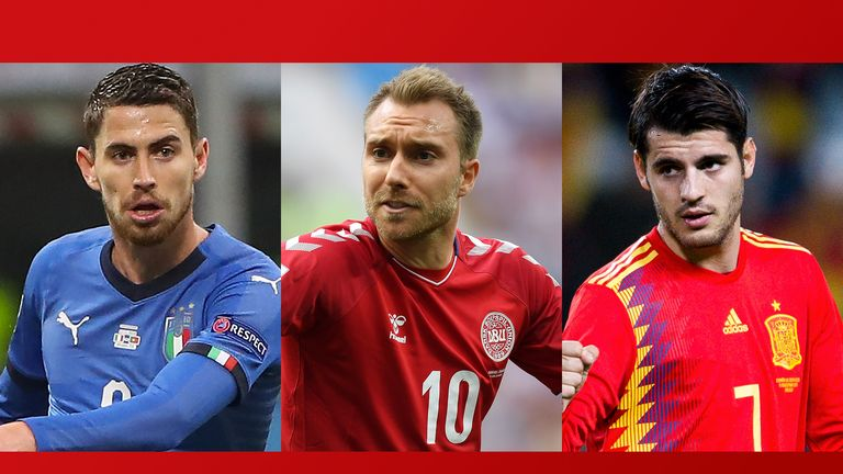 Euro 2020 qualifiers - Tuesday