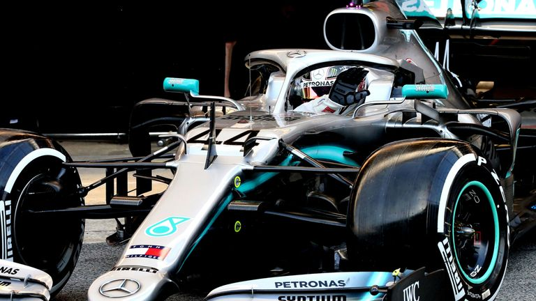Mercedes and Lewis Hamilton not counting Ferrari out | F1 News