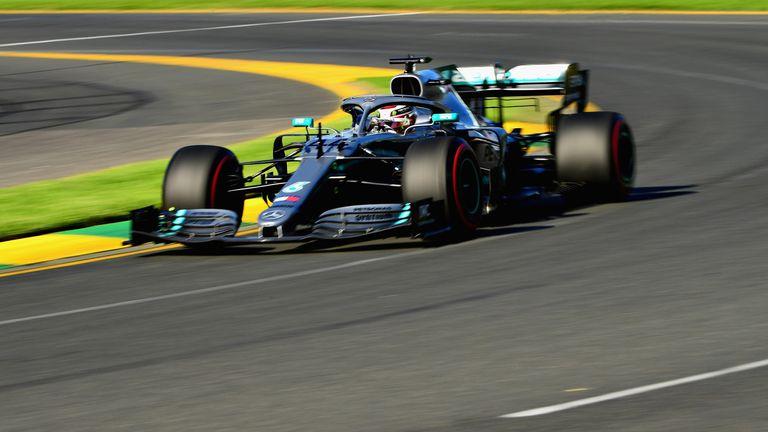 Ferrari surprised by Mercedes pace in Australian GP Practice  066d1e4ccf28