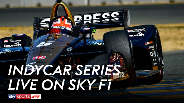 IndyCar on Sky Sports F1: The full 2019 race schedule | F1 News