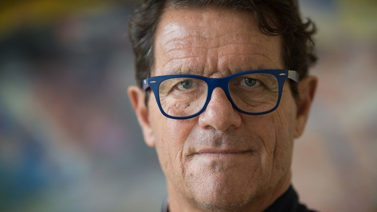Former England manager Fabio Capello was in charge of Zlatan Ibrahimovic during his two-year spell as manager of Juventus from 2004 to 2006