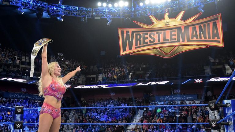 Flair has been involved in some huge matches in the 2010s, including a history-making WrestleMania main event