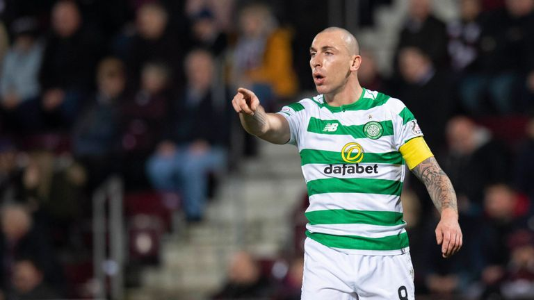Celtic captain Scott Brown is looking forward to a new Champions League campaign