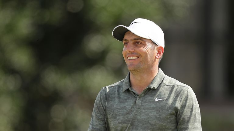 Francesco Molinari feels he is better prepared for the additional responsibilities of being a top player
