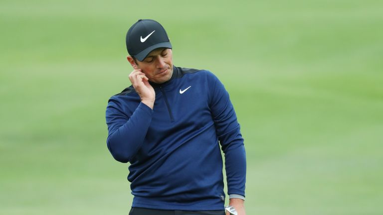 Molinari defeated Paul Casey and Kevin Na to reach the last four