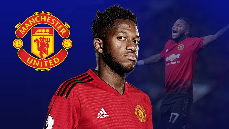 Fred arrived for a big fee but has made little impact at Manchester United